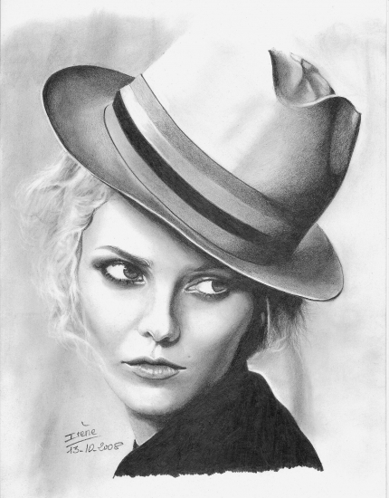 Vanessa Paradis by peggy